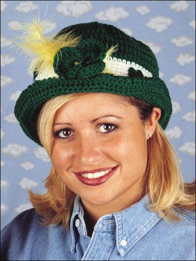Let\'s Crochet for St. Patrick\'s Day Patterns