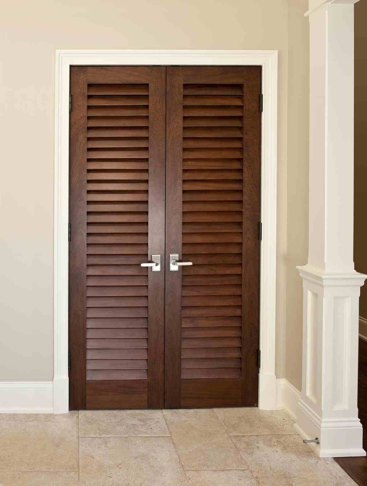 Modern Wood Closet Doors Home Ideas Pinterest Closet Doors