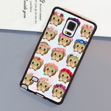 Monkey Emoji Pattern Soft Rubber Phone Cases For Samsung S3 S4 S5 S6 S7 Edge Plus Note 2 Note 3 Phone Cases Samsung Galaxy Emoji Phone Cases Samsung Galaxy S5