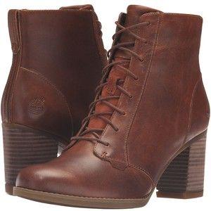 Timberland Atlantic Heights Lace Chukka Boot (Medium Brown