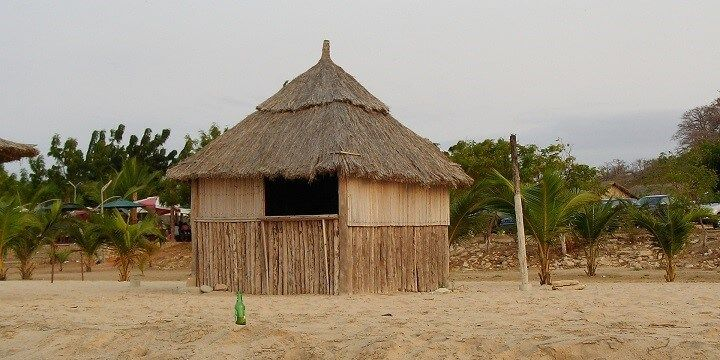 Luanda Beach, Luanda, Angola, Africa