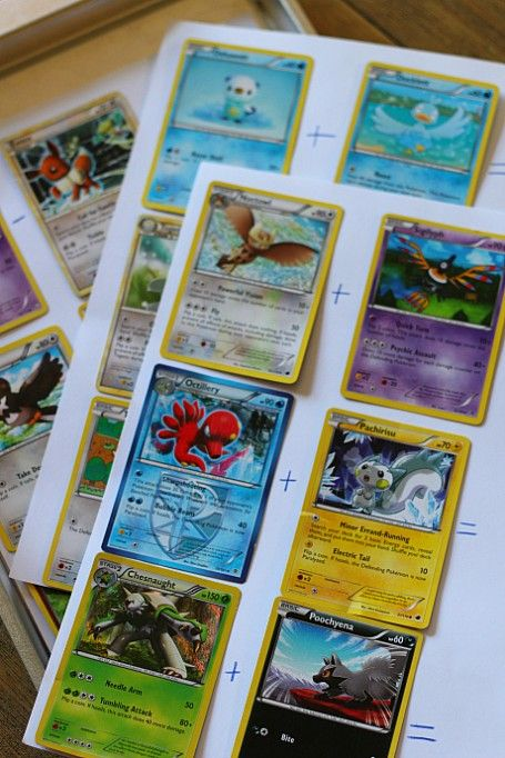 Pokemon Math - Learning After School | Pokémon, Math and Homeschool