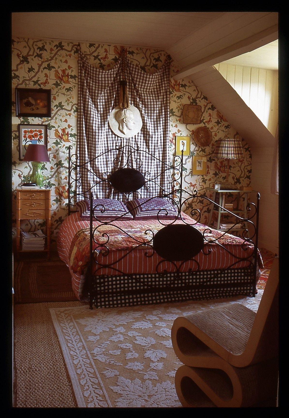 chambre #maison #campagne #laurentdibenedetto | Décoration ...