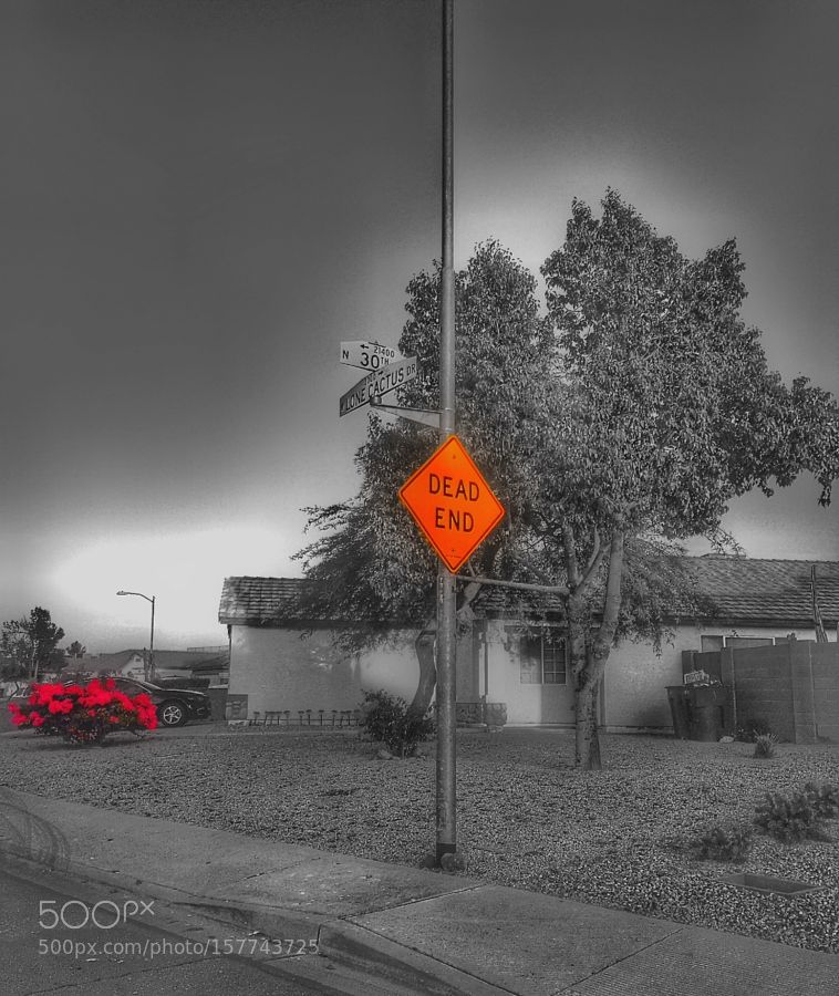 Dead end by SandyColon