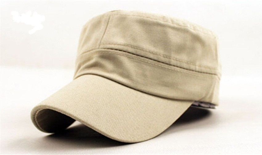 ed30036ade9 Vintage Military Cadet Style Cap