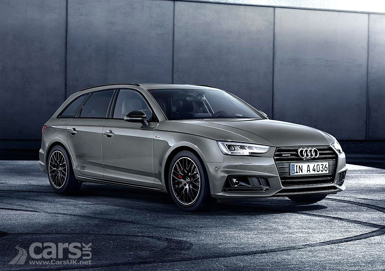 Audi A4 Avant Black Edition Showcases Audi S 2018 Updates For The A4 Cars Uk Black Audi Audi A4 Avant Small Luxury Cars