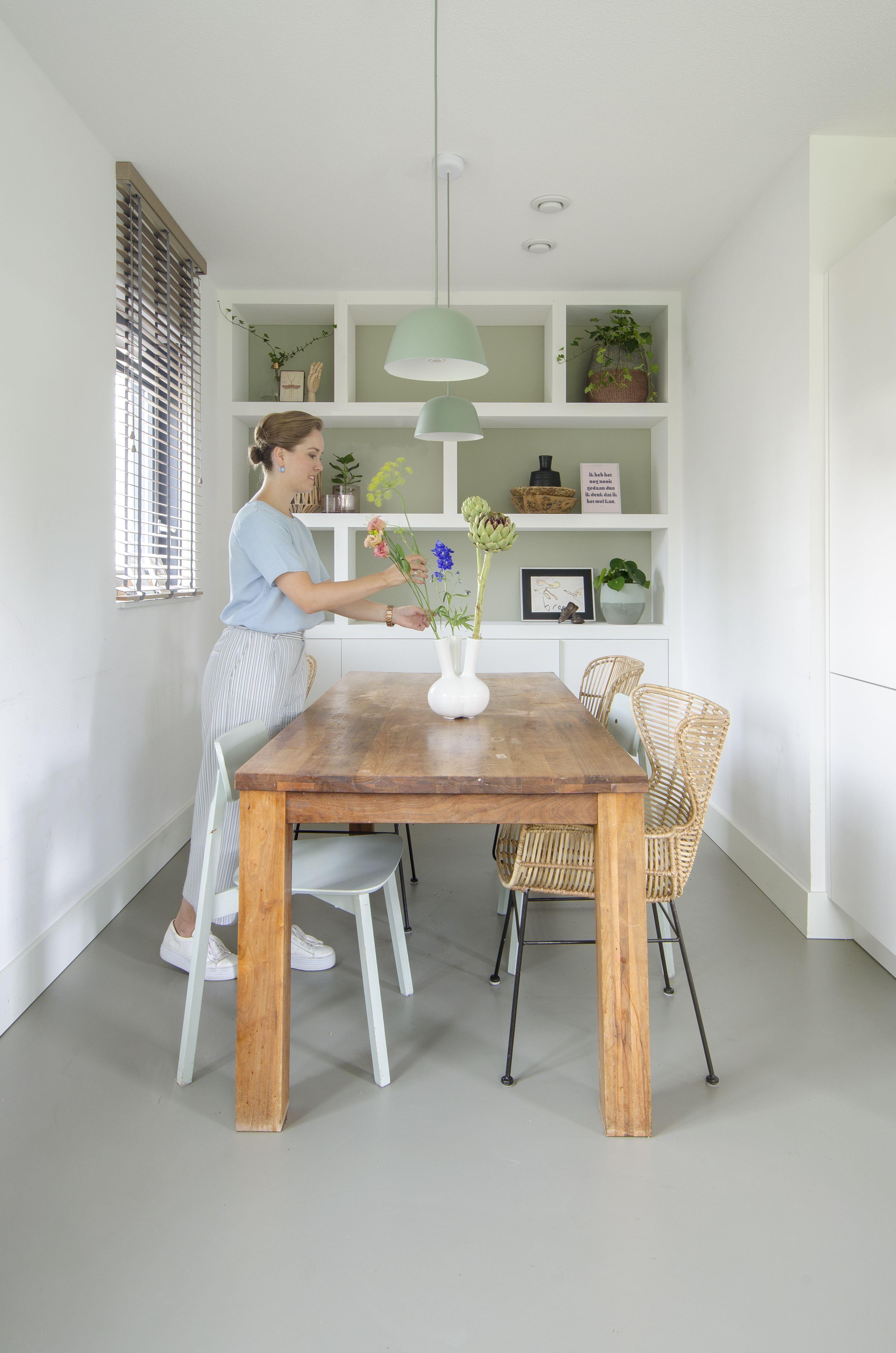woonkamer #binnenkijker #interieur #inspiratie #eetkamer HOME MADE ...