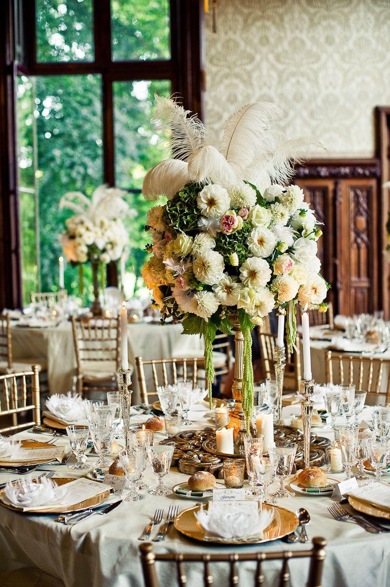 France Chateau Challain Floral Designs Nikah Decor Fairytale