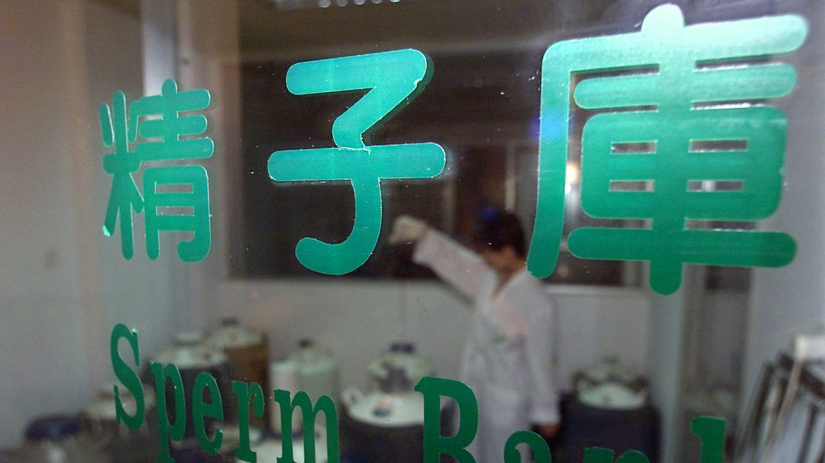 Pollution has damaged Chinese sperm so much that a black-market shot costs up to $4,900.