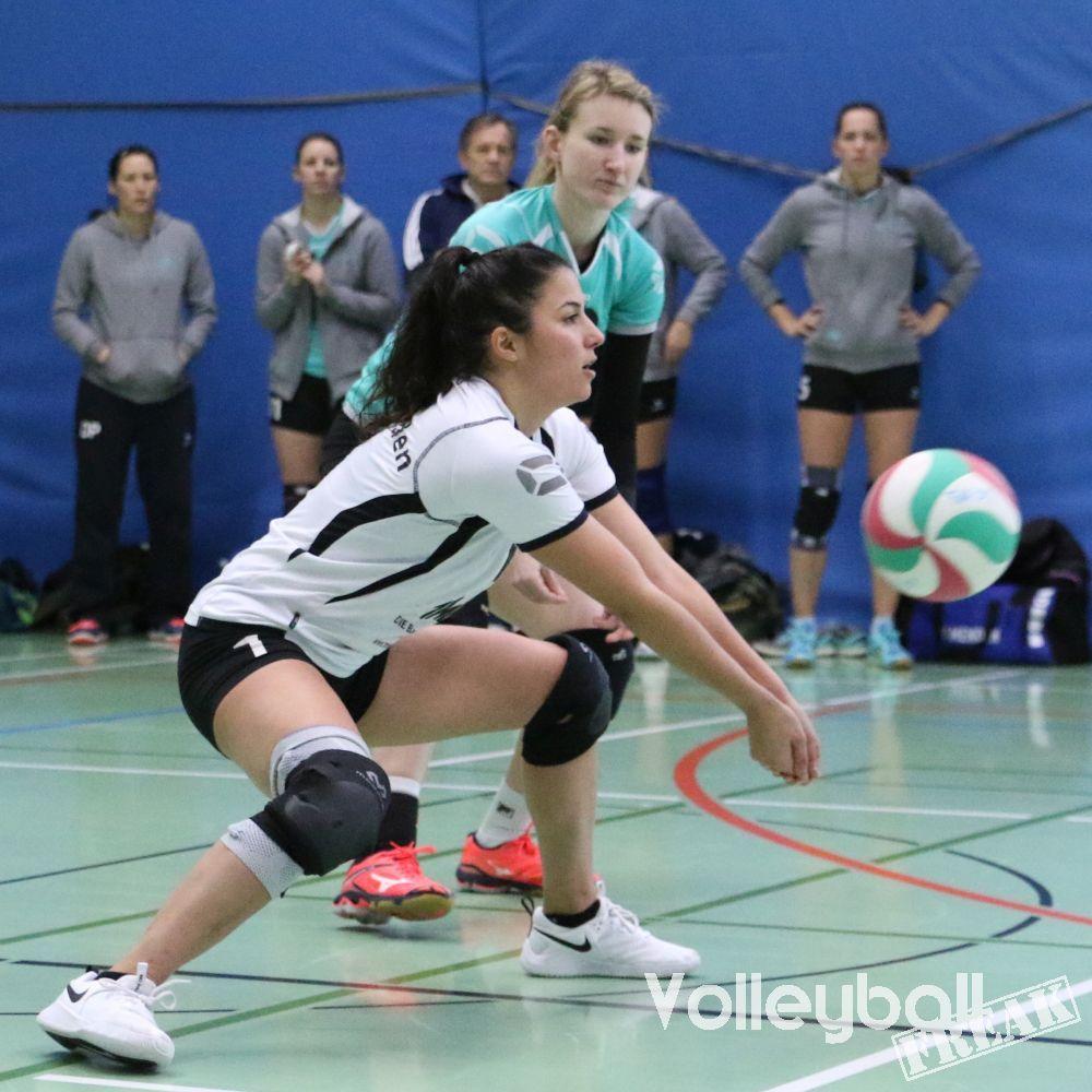 Baggern Volleyball Technik Ubungen