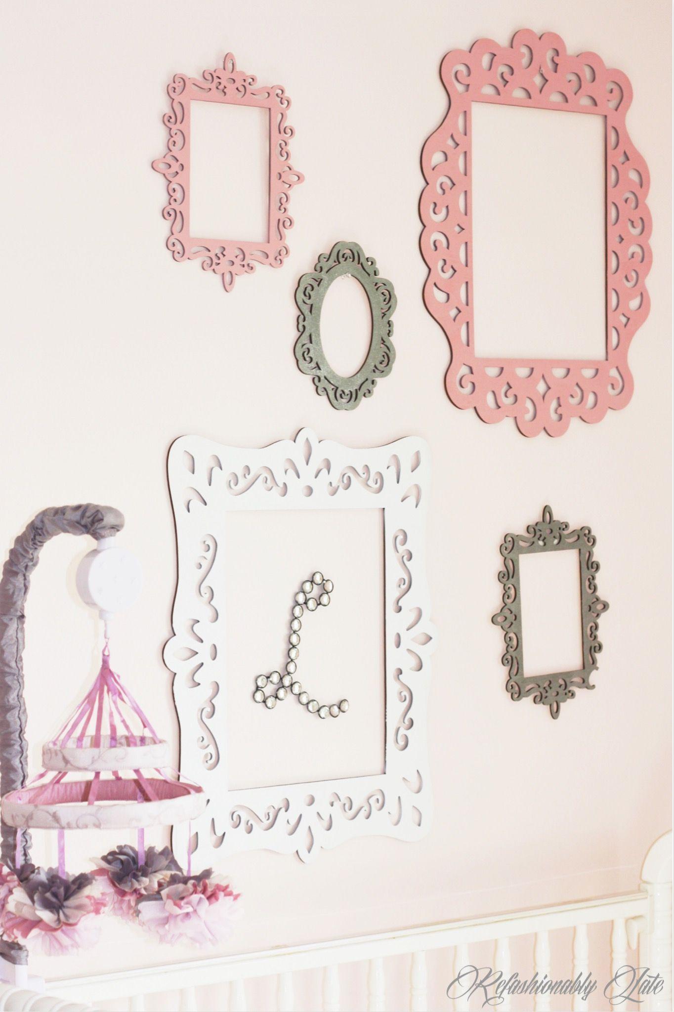 Lucy\'s Nursery | Plotterdatei, Kinderzimmer und Motive