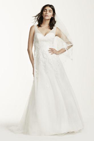 My New Favorite! www.davidsbridal.com/10288064   Dream Wedding ...