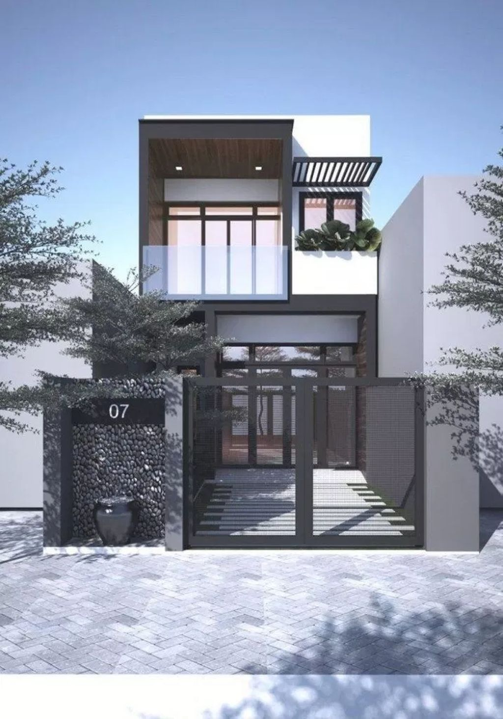 40 Adorable Modern Architecture Building Ideas In 2020 Small