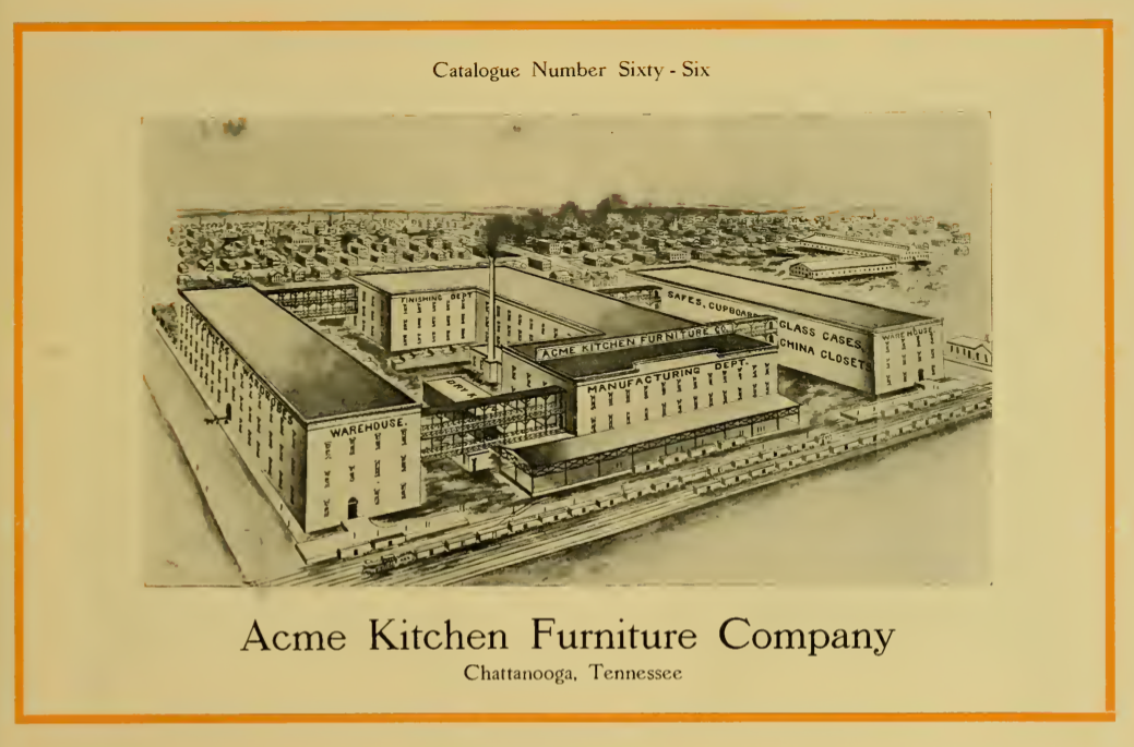 Acme kitchen furniture co chattanooga tn catalogue 66 1911 catalogue number sixty six acme kitchen furniture co chattanooga tenn free download borrow and streaming internet archive malvernweather Choice Image