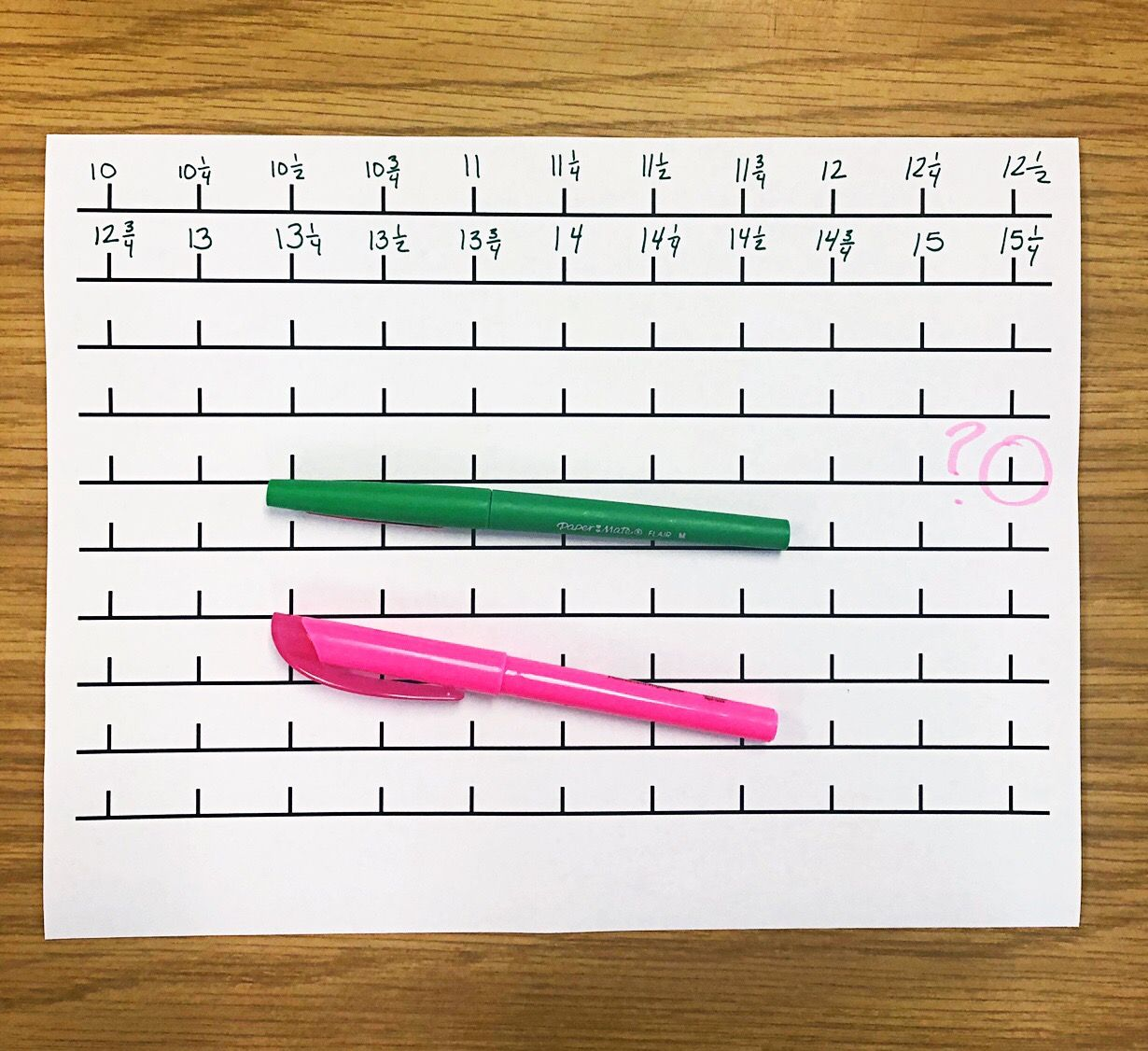 Teaching Number Sense Through Math Warm Ups