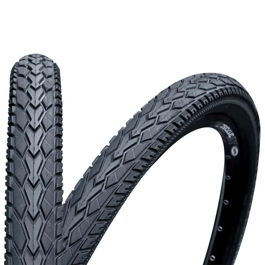 XLC-Comp-5113 26 X 1.75 inch tire multi-surface tread 60tpi w/hippo skin