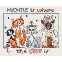 EverythingCrossStitch.com: Dogs & Cats Kits