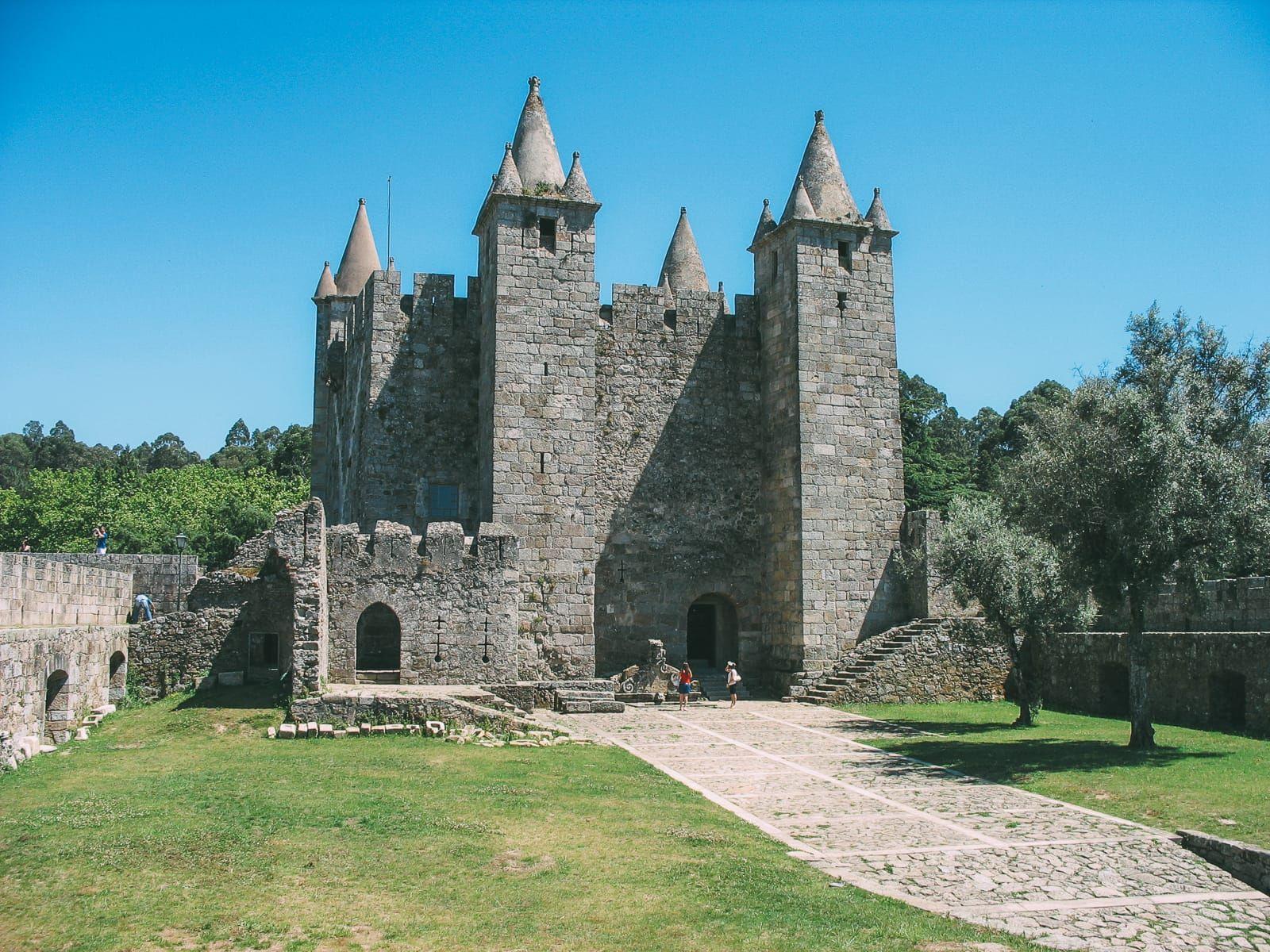 19 Best Castles In Portugal To Visit | Beautiful castles, Castle, European  castles