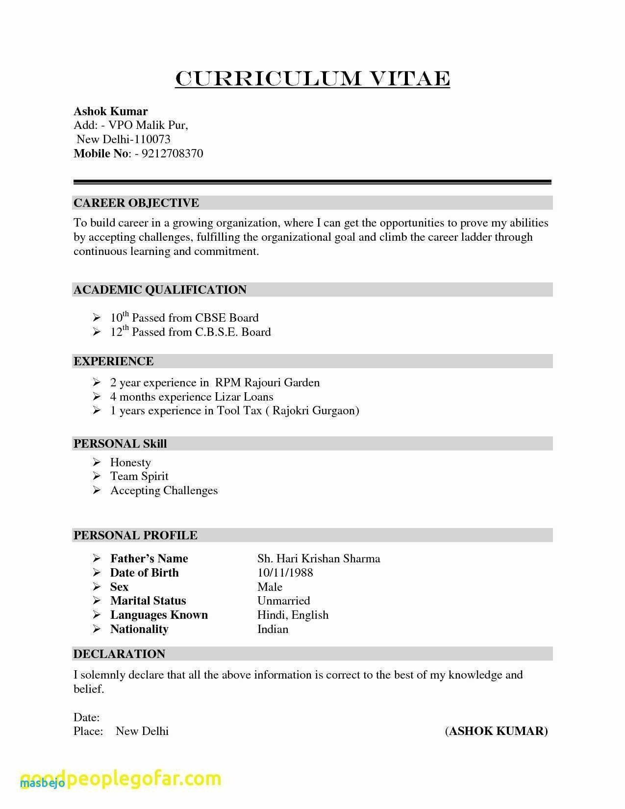 32 Inspirational Good Headline for Resume in 2020 (With