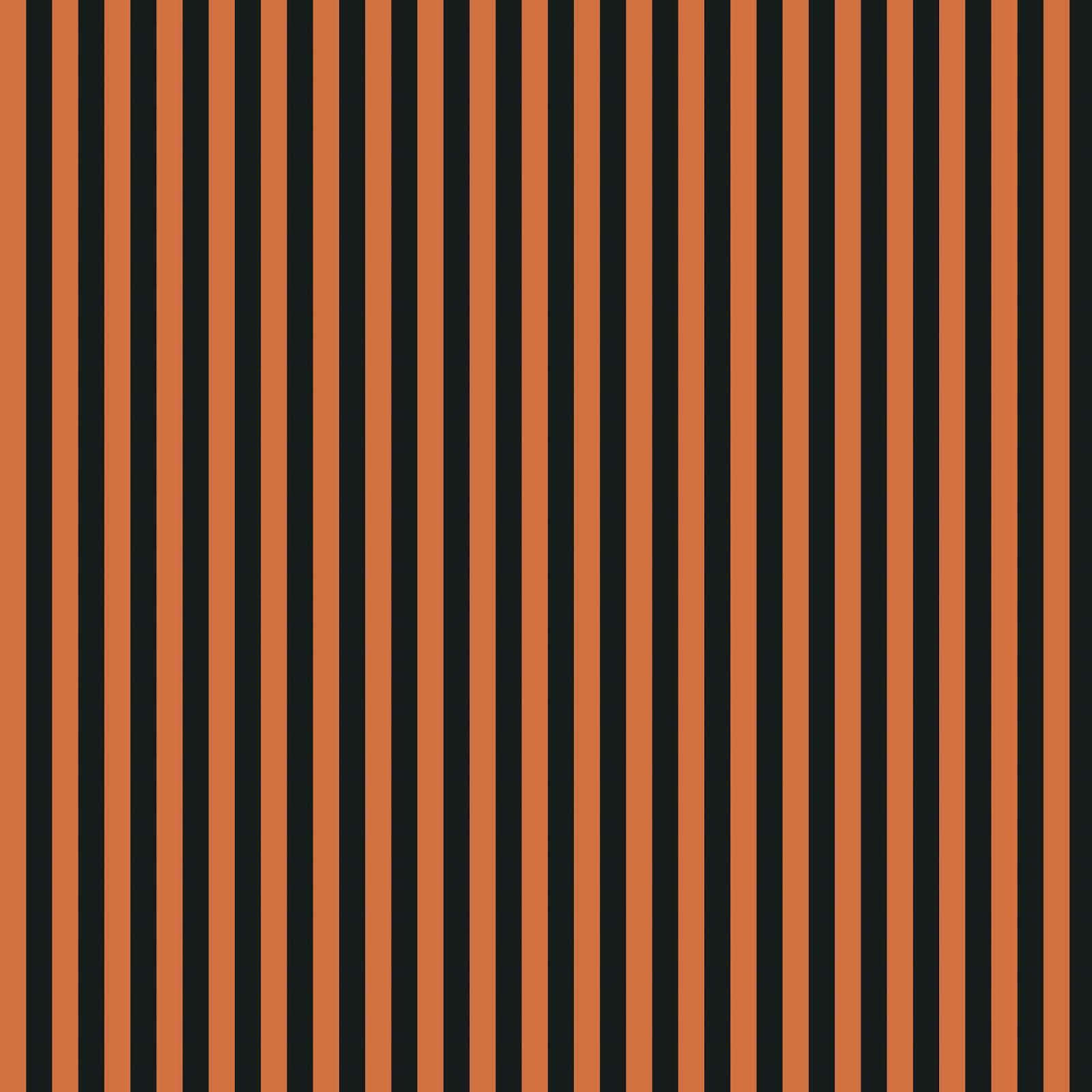 free digital scrapbook paper halloween stripes different variations black and orange stripes black - Black And Orange Halloween