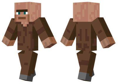 Villager Skin For Minecraft PE Httpminecraftpedownloadcom - Villager skin fur minecraft pe