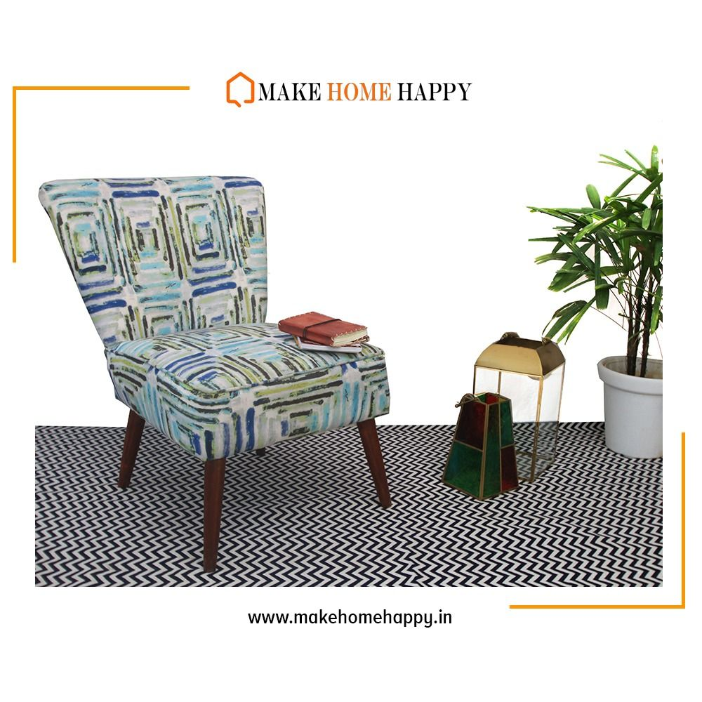 Whether you are a love contemporary, traditional, eclectic, or some other style, you can find a chair for your space..  Contact us or visit our website for more details . . . .  . . . . . . #beautifulhomesindia #livingroom #livingroomideas #eclecticdecor #eclectichome #eclecticmix  #homeproud #realhomes #indoorplantsdecor