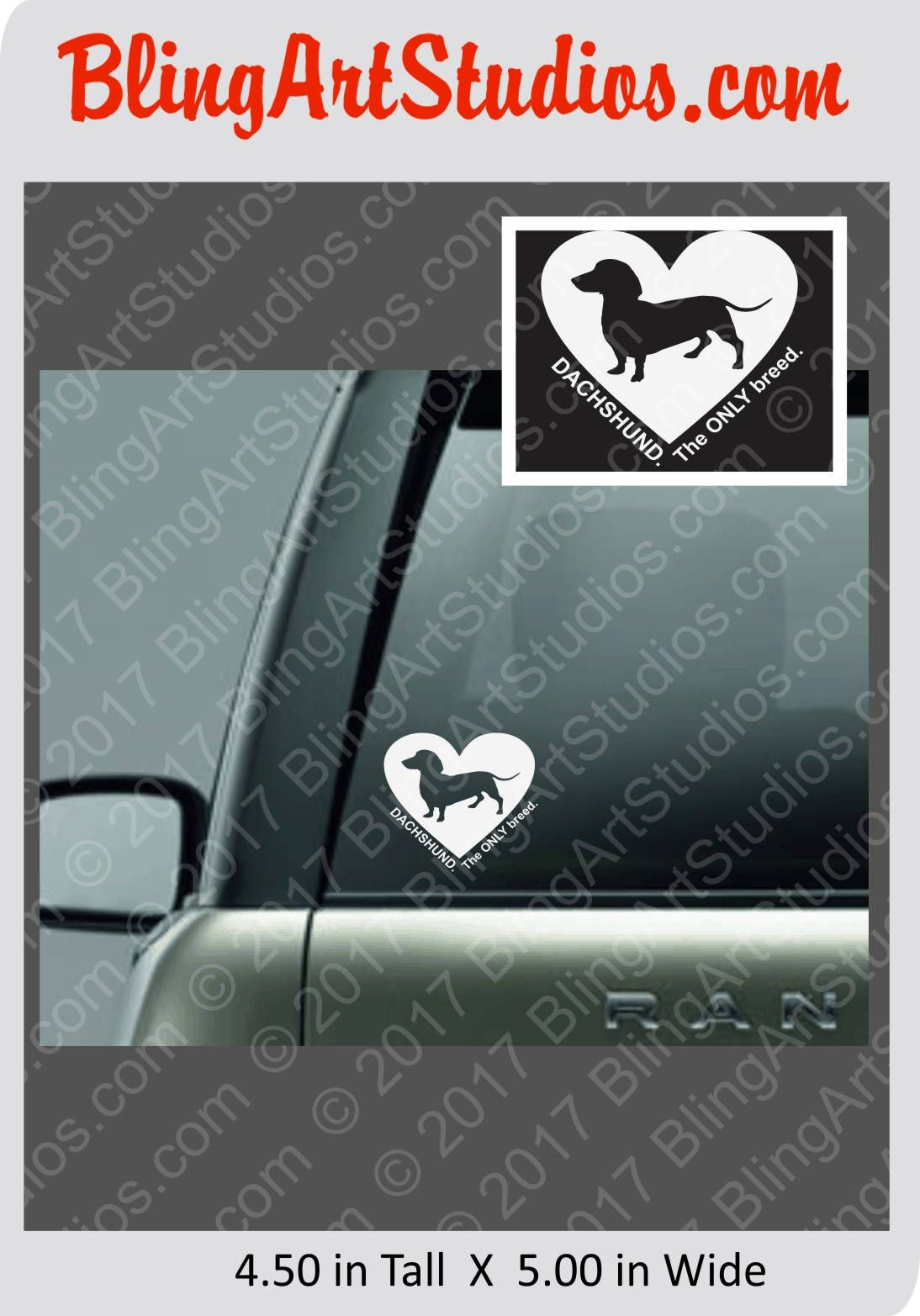 Vinyl Decal Vinyl Dachshund Decal Dachshund Sticker Vinyl Dog Decal Dachshund Vinyl Car Sticker Dachshund Br Vinyl Decals Vinyl Car Stickers Vinyl Sticker