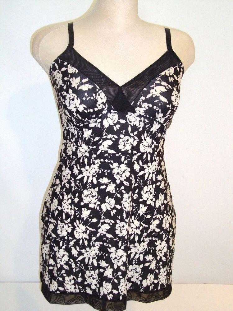 fade3b9cd63 New marilyn monroe nightgown size lingerie sleep dress slip black cream  rose jpg 750x1000 1x 3x