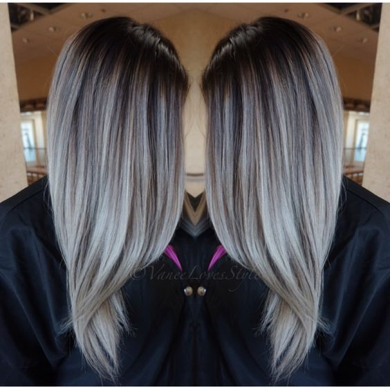 The Two,Second Trick to Cover Grays and Conceal Roots in