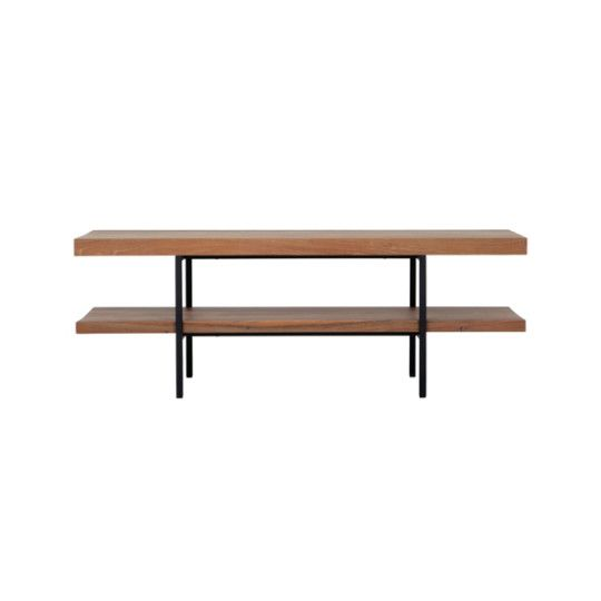 Eq3 Reclaimed Teak 50 Quot Tv Stand In 2019 Cabin Mobilier
