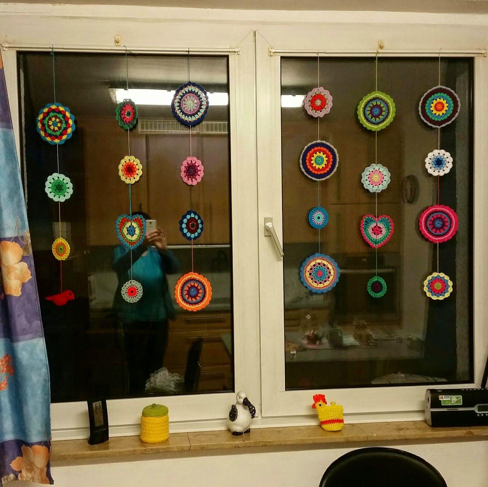 Küchenfenster Dekorieren
