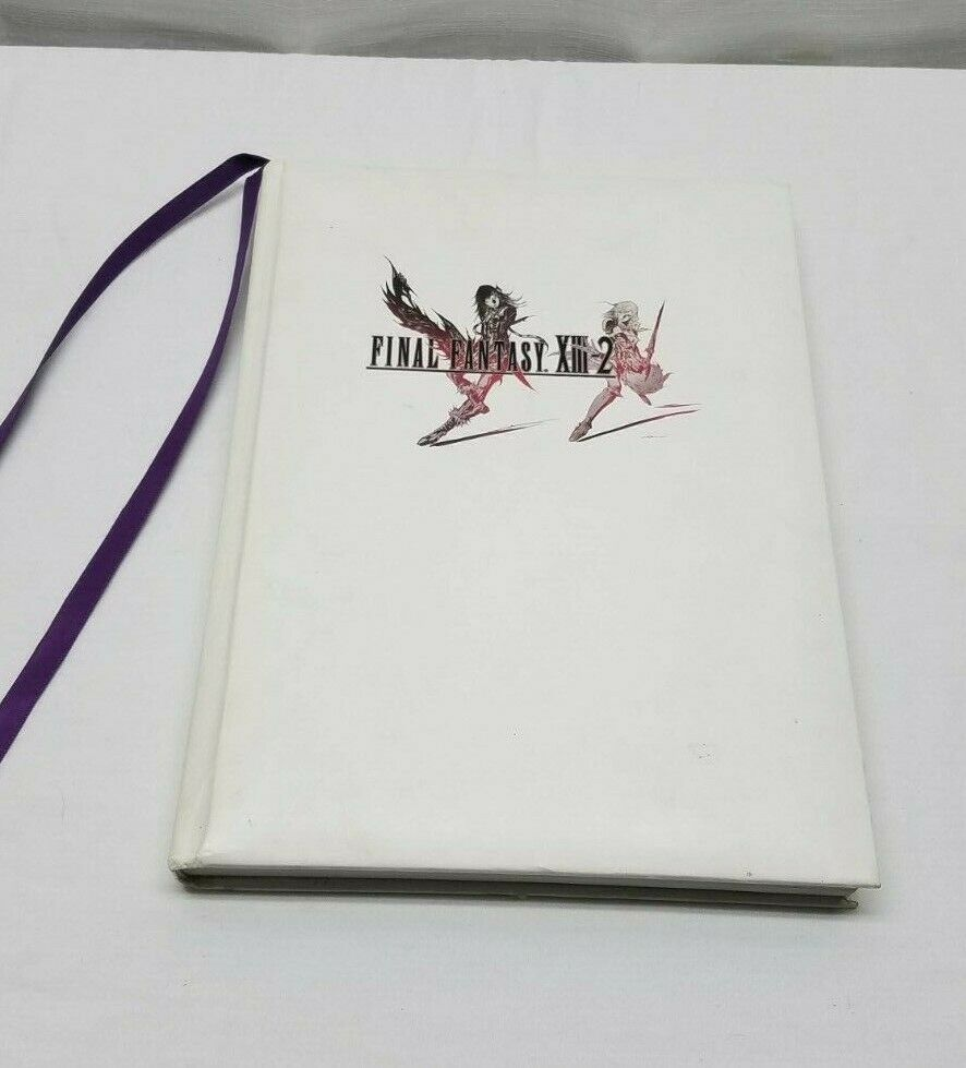 Details about final fantasy xiii2 13 hardcover strategy