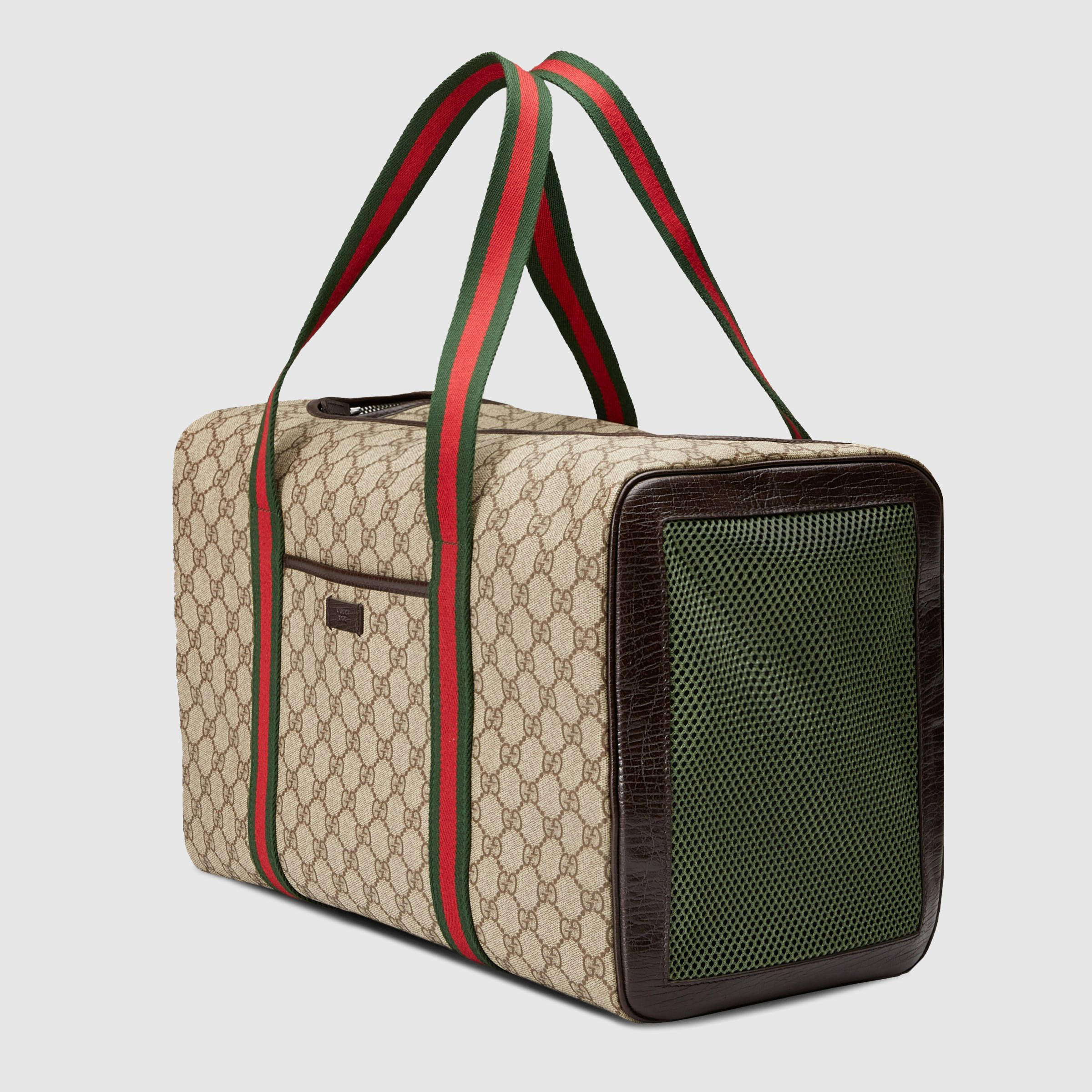 Gucci Dog Carrier For Sale