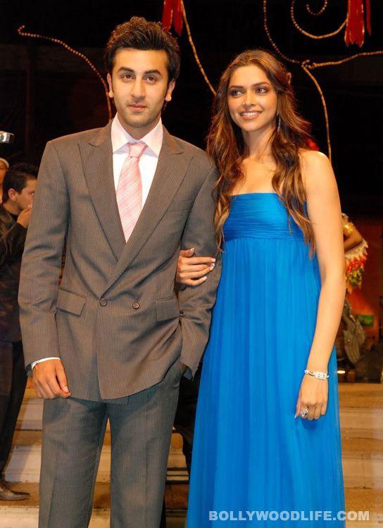 Ranbirkapoor Confesses His Love To Deepikapadukone Ranbir And Deepika Take Their Relationship To The Ne Deepika Padukone Bollywood Couples Indian Actresses