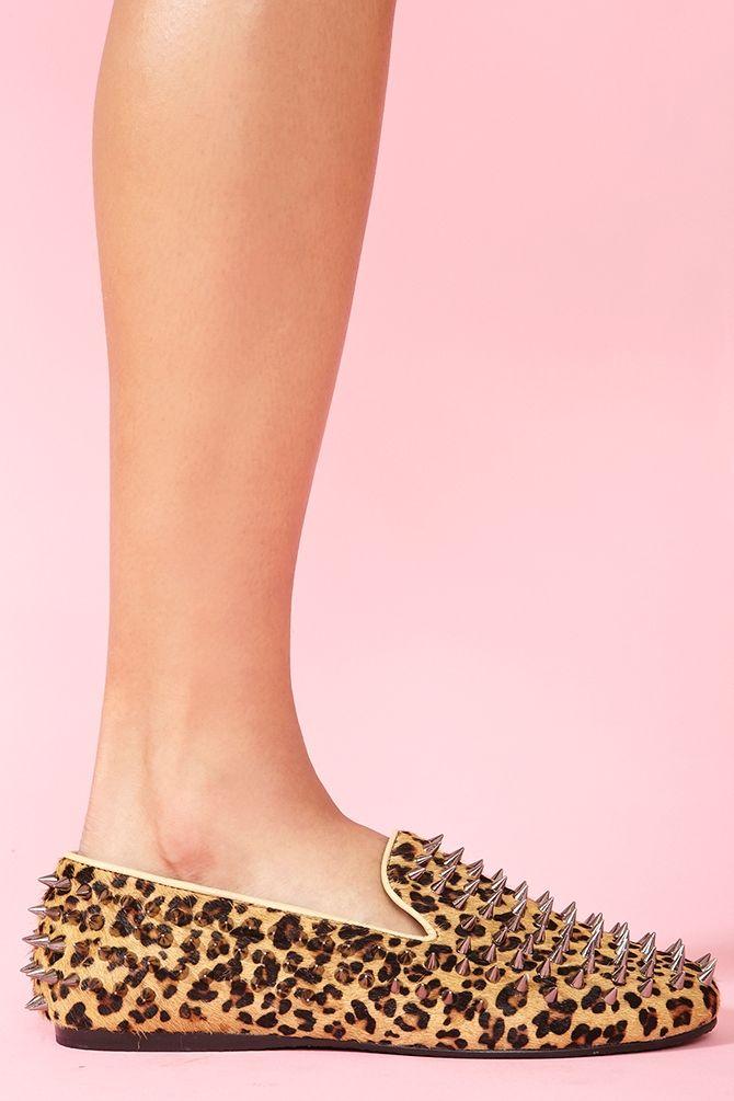 Hellraiser Loafer - Leopard