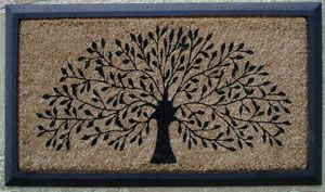 Give Your Doorstep Personality With These Functional Hand Woven Doormats Made From Genuine 100