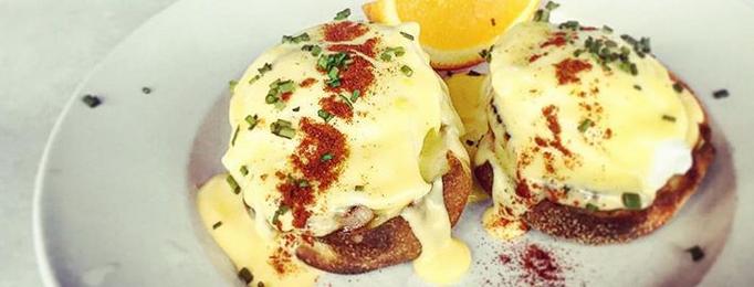 Patisserie Amie Eggs benedict, Patisserie, Food