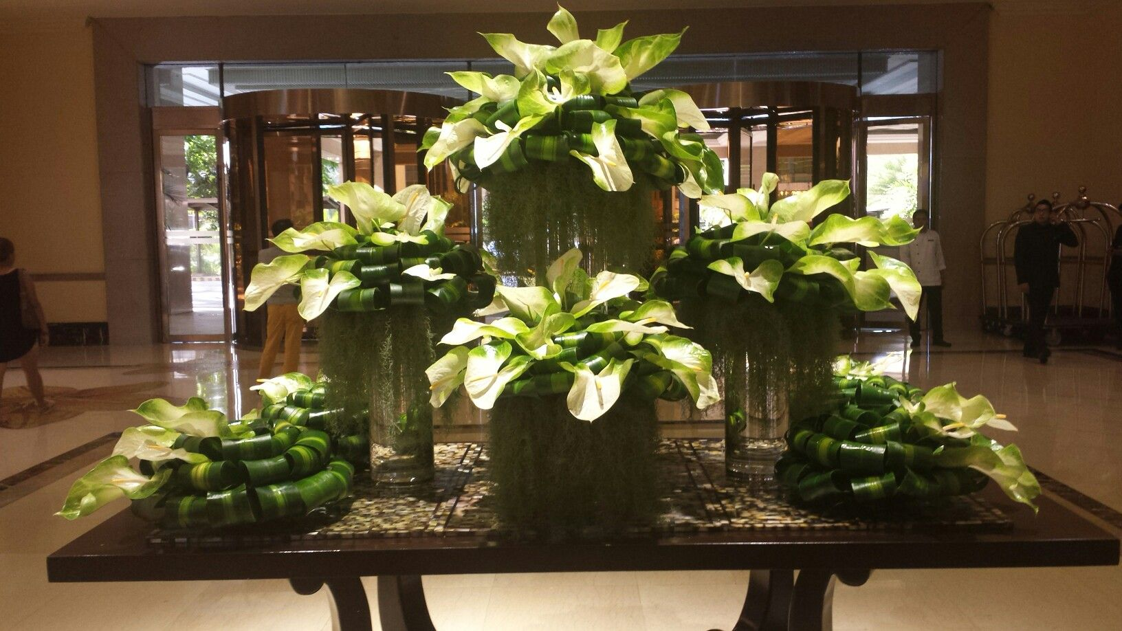 Pin On My Floral Creations Resort World Manila Philippines