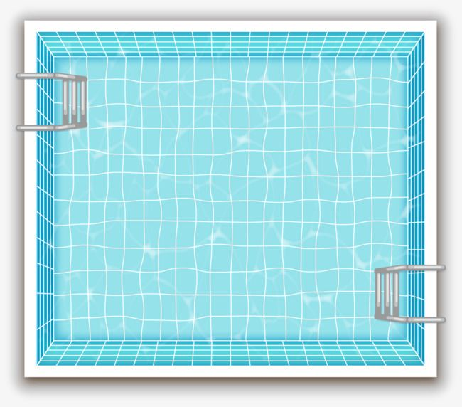 Download Wallpapers Pool Blue Water Swimming Pool View From Above Water Texture Besthqwallpapers Com Blue Water Water Photo Frame Images