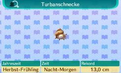 Seekreaturen - Animal Crossing: New Leaf