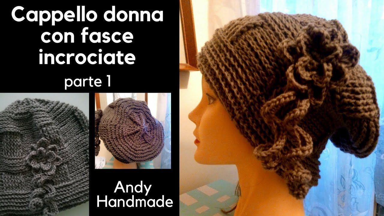 Pin di Eva su YouTube - video - čiapky | Cappelli delle ...
