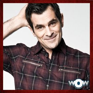 Ty Burrell has won us all over as Phil Dunphy on Modern Familly. It's safe to say we all dream of having Burrell's character as our dad. Ty has also won over all the Emmy voters when he took home the award for outstanding supporting actor in a comedy.