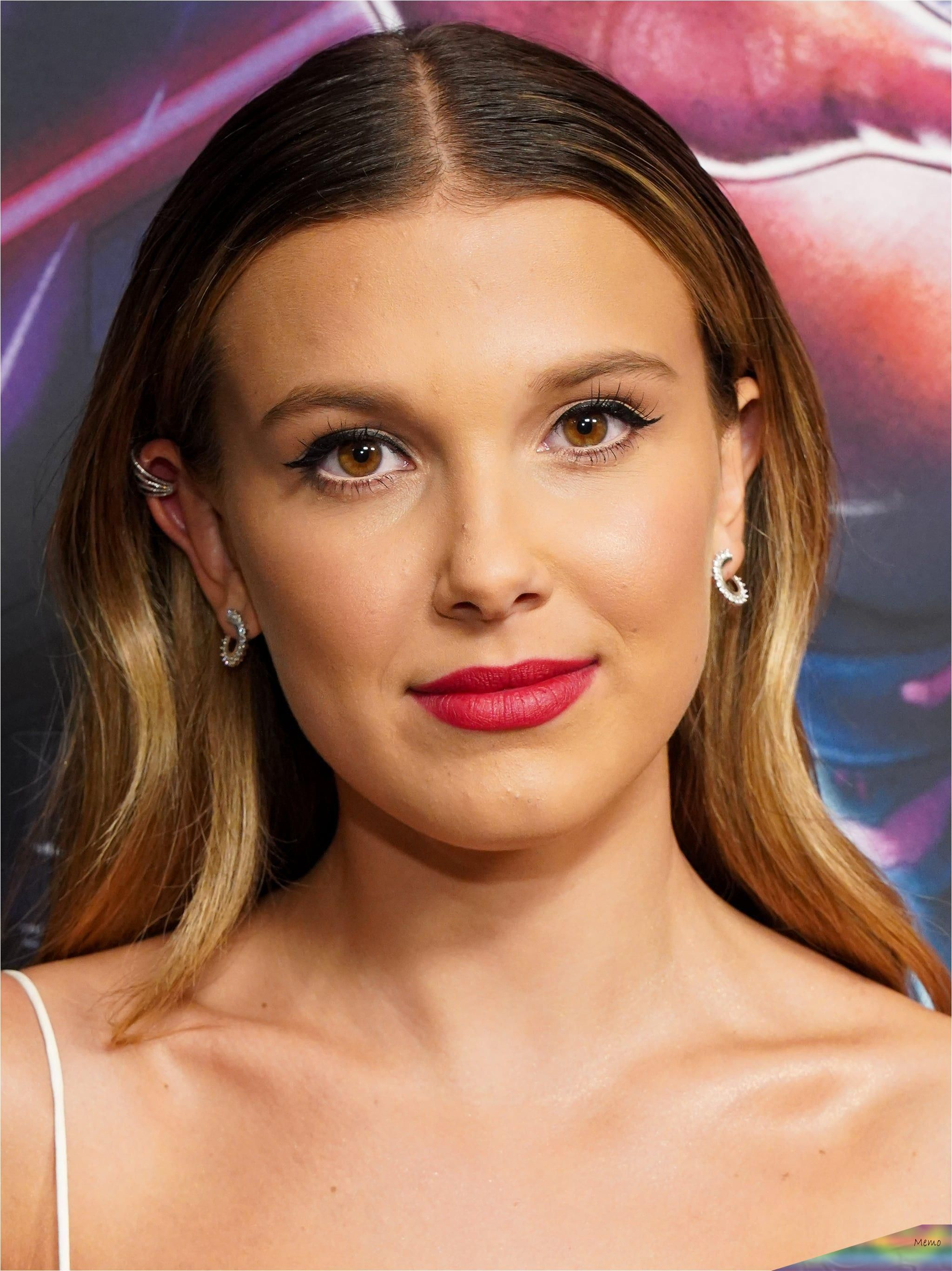 Photo of Millie Bobby Brown Used This AgeOld Makeup Hack