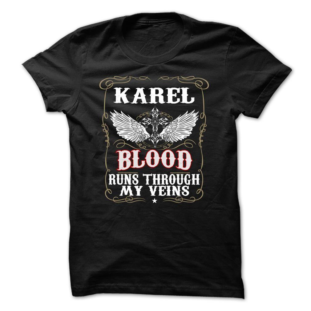 (Tshirt Design) KAREL Blood at Facebook Tshirt Best Selling Hoodies, Tee Shirts