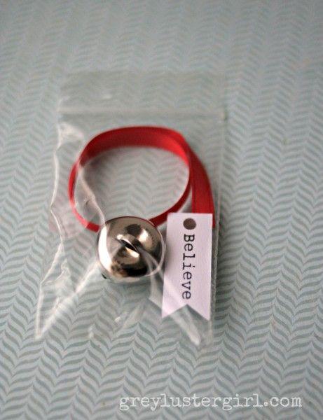 polar express christmas bell