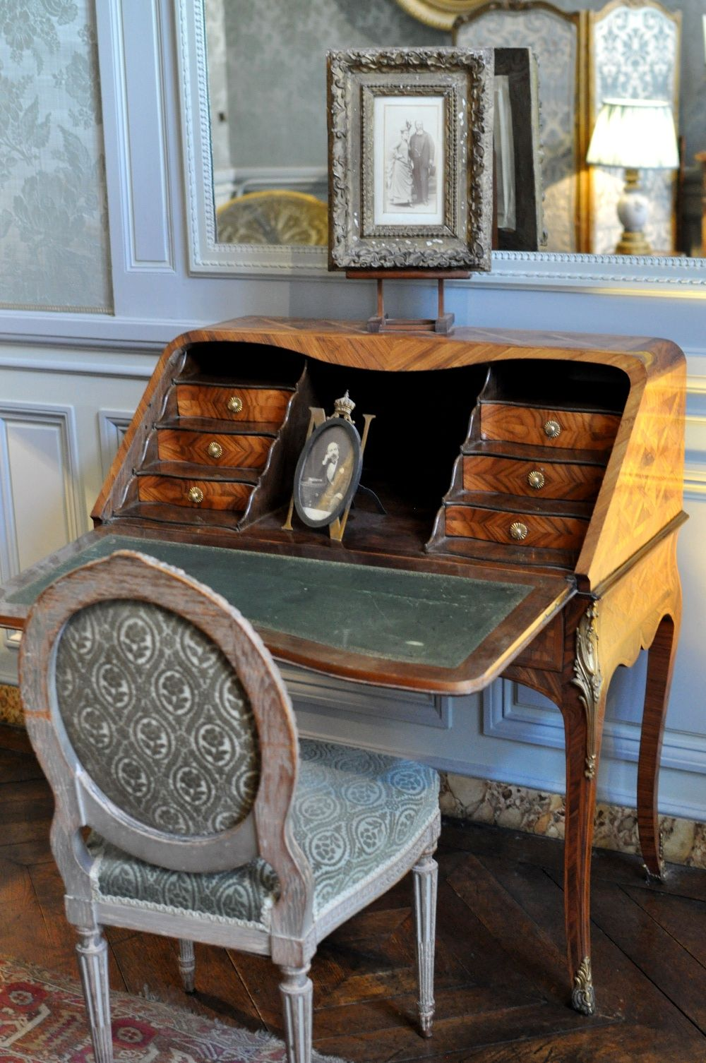 Mus e jacquemart andr paris france mobili francesi for Interni case francesi