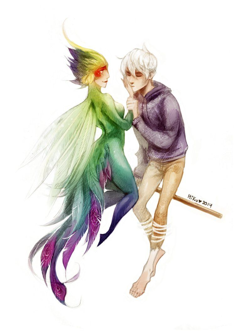 jack frost and tooth fairy fanfiction - photo #19
