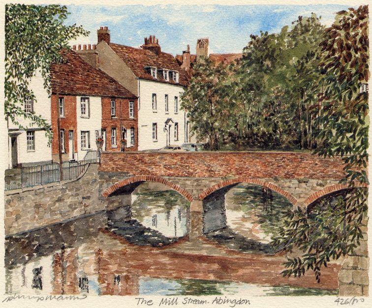 Abingdon - Portraits of Britain