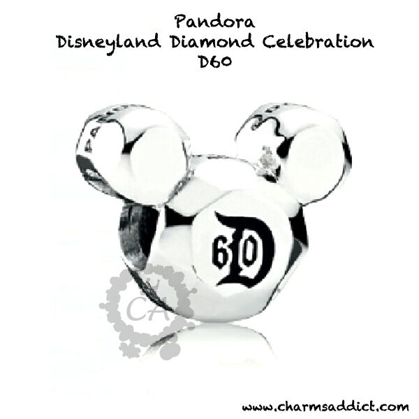 60 pandora charm