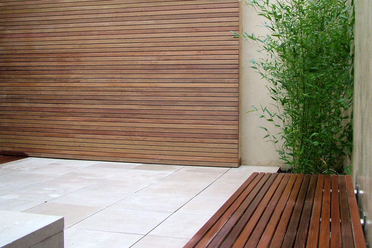 Simplicity of material and plant palette | LA | Pinterest | Small ...